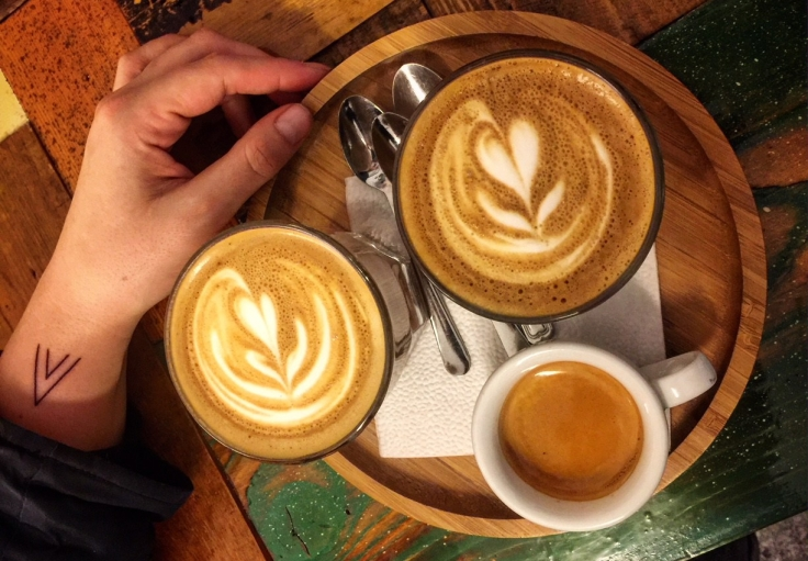 Coffee KOKO amsterdam flat white espresso